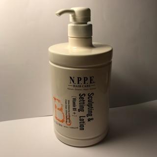 N.P.P.E HAIR CARE 采蒂3D水亮雕