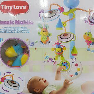 Tiny Love 嬰兒床音樂鈴