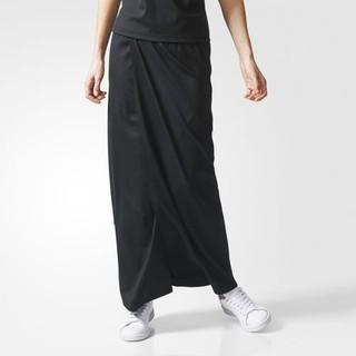 [THS] Adidas Originals Brklyn Heights 女 休閒 長裙 黑 cf1181