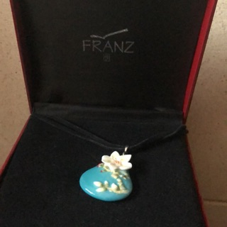法藍瓷項鍊