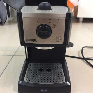 [二手]DELONGHI迪朗奇EC-155義式濃縮咖啡機 EC155