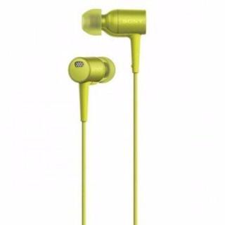【10485】Sony MDR EX750AP 入耳式立體聲耳機 黃色 香港公司貨《Ai Tec》
