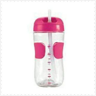 美國 OXO tot 兒童喝水訓練杯 吸管喝水杯 330ML (11oz)