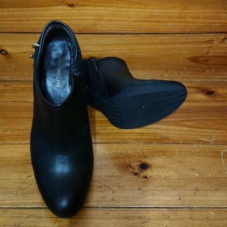 Tino Bellini 西班牙進口拼接踝靴