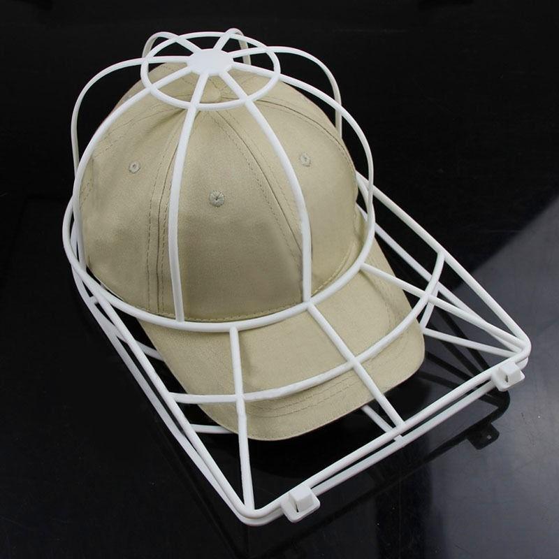 棒球洗帽器 帽洗滌籠棒球 Ballcap 帽墊圈框成型機乾燥種族晾
