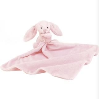 低價衝評價[英國JELLYCAT]經典兔安撫巾