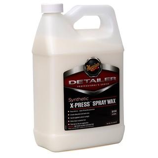 愛車美*~ Meguiars X-press Spray Wax高分子聚合物噴蠟 D15601 M135替代品