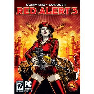 電腦遊戲 紅色警戒3+ 起義時刻 +紅色警戒2+尤里的復仇 最新紅色警戒一【務必有網路,要認證 更新下載方能使用】