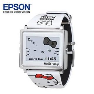 EPSON Hello Kitty Simple White凱蒂貓手錶