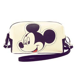 日本迪士尼disney米奇肩背/側背包
