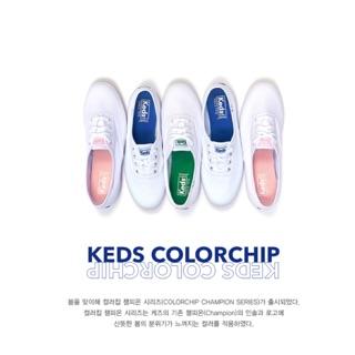 韓國代購 Keds 2018 新款 CHAMPION CANVAS