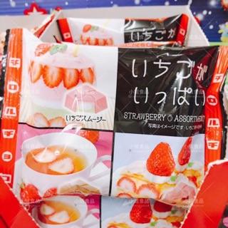 松尾-綜合麻糬草莓巧克力66g