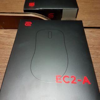 EC2-A 滑鼠 新品 ZOWIE