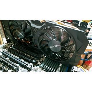 (限三峽鶯歌自取) GIGABYTE 技嘉 GTX 960 WF2OC 2G (GTX960卡皇)