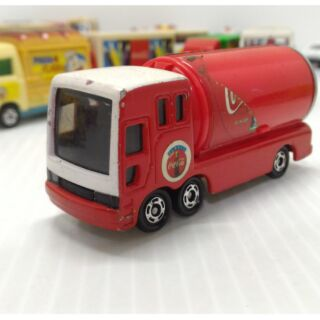 Tomica no.37 event car cocacola