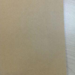A4空白牛皮貼紙