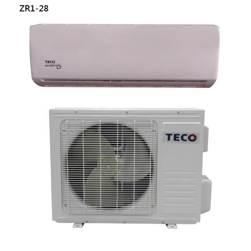 TECO 東元 4-6坪 一級變頻一對一變頻冷專空調 MA28IC-ZR1/MS28IC-ZR1