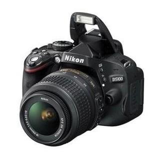 Nikon D5100 18-55mm KIT組 單眼相機