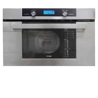 【得意家電】svago 享樂 SN1262 嵌入式蒸烤箱 (110V) 容積量:26公升