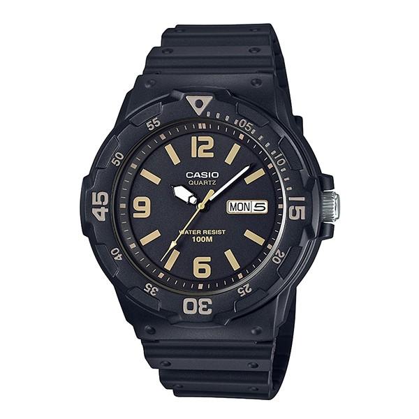 【宏崑時計】CASIO卡西歐 防水100米 大字幕運動指針錶MRW-200H MRW-200H-1B3台灣公司貨保固一年