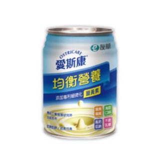 愛斯康 均衡營養配方237ml*9罐