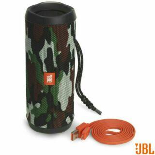 迷彩 JBL FLIP4 可攜式藍芽無線音響 FLIP 4 3 Charge