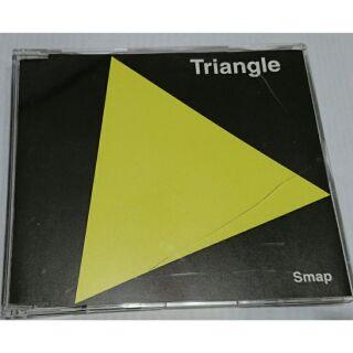 SMAP Triangle 單曲(日版)