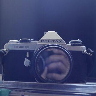 Pentax Me super 底片單眼(快門卡住)