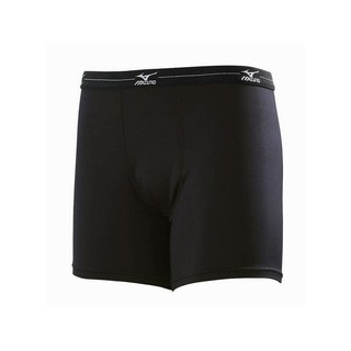 MIZUNO 美津濃 春夏新款 運動內褲 32TB7A0109 黑色 吸汗快乾伸縮彈性極佳 超低特價$430元(件)
