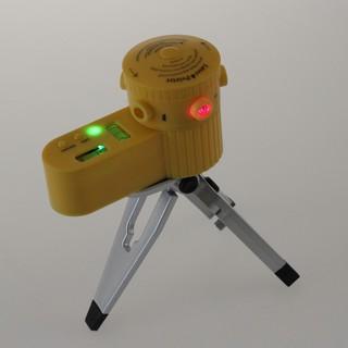 现货三腳架雷射尺紅光標線器墨線雷射儀指標器直角地線儀標線儀紅外線水平儀地線多 激光水平