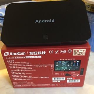 智慧電視盒A36友旺科技 僅試用一次
