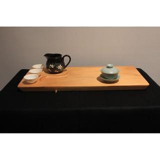 台灣黃檜木茶盤