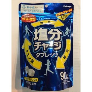 日本 運動鹽糖