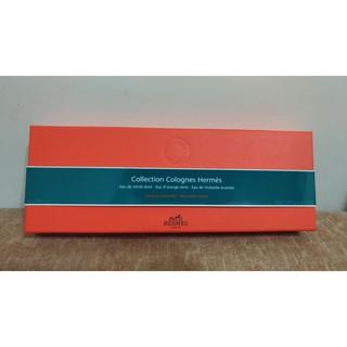 HERMES 愛馬仕 香水香皂禮盒