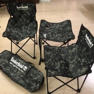 Timberland 露營 隨身 錄影桌 露營桌椅 桌椅 好收納 全新 正品