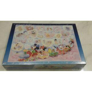 日本 Tenyo 迪士尼 1000片 拼圖