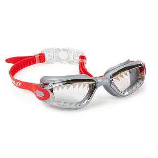 美國Bling2o兒童造型泳鏡 灰色鯊魚俠
