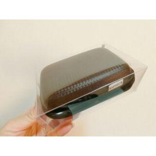 Kamera PR1 亮面菱格紋 相機專用加大版硬殼包 (黑色) 適合CASIO ZR3600.ZR5000
