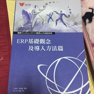 ERP 基礎觀念及導入方法篇