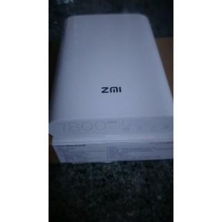 ZMI 紫米4G 無線分享器 移動WiFi 隨身路由器 行動電源