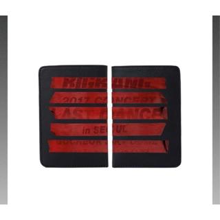 [LASTDANCE] BIGBANG PASSPORT HOLDER護照套 首爾場週邊 預購