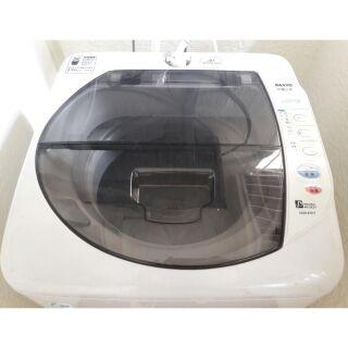台灣三洋6.5公斤全自動洗衣機 ASW-87HT