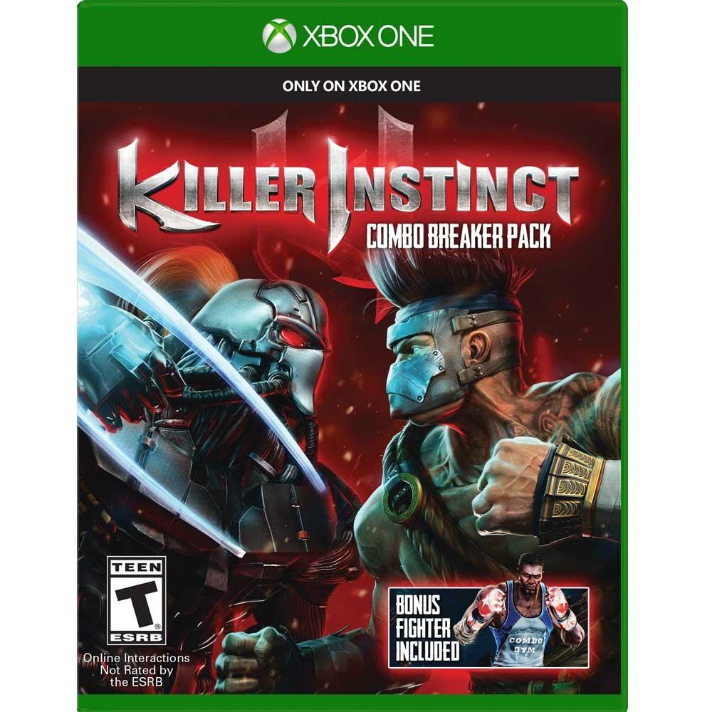 (全新現貨) XBOX ONE 殺手本能連擊破壞者包 XBOX ONE Killer Instinct