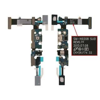 【蘋果狂想】 Samsung 三星 Note 5 N9208 尾插 排線 耳機座 耳機無聲 感應不良 更換 維修