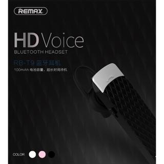 REMAX RB-T9 耳掛式藍芽耳機 高品質耳機 藍芽耳機