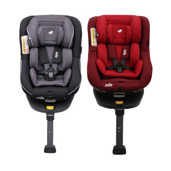 奇哥 Joie Spin360 Isofix 0-4歲全方位汽座(紅/黑)【佳兒園婦幼館】