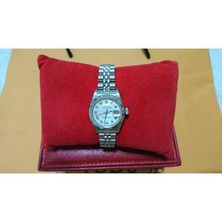 二手Rolex Ref.79174 勞力士 女用蠔式錶-貝殼