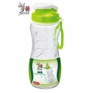 全新,500ML玻璃運動瓶/玻璃水壺 玻璃隨身瓶/隨手瓶