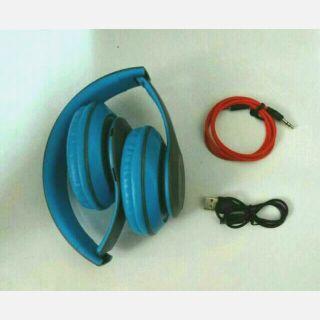 P15/P47折疊式藍芽耳機(支援 TF卡)