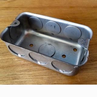 白鐵#304單聯接線盒
